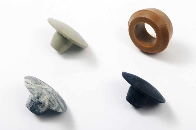 TPE and plastic injection moulded parts