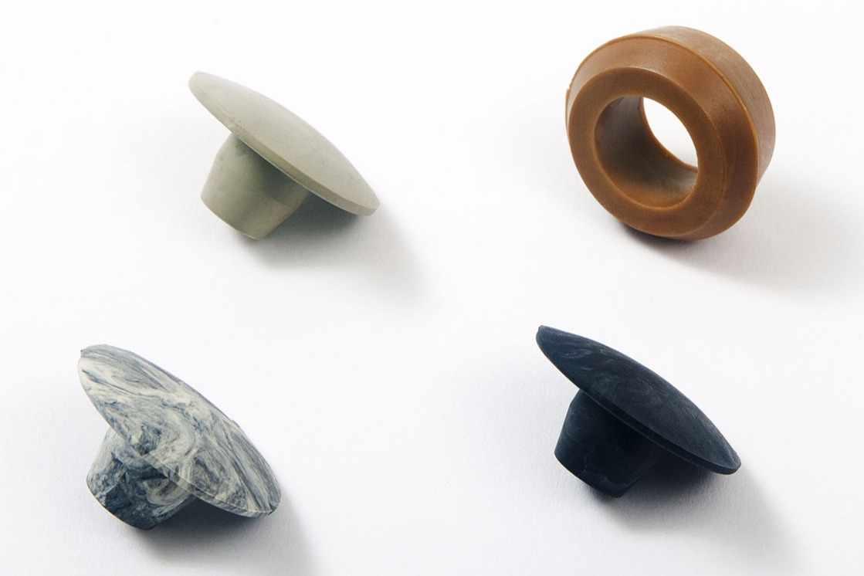 TPE rubber en kunststof vormdelen