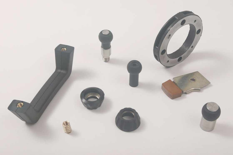 Rubber-metaal verbindingen